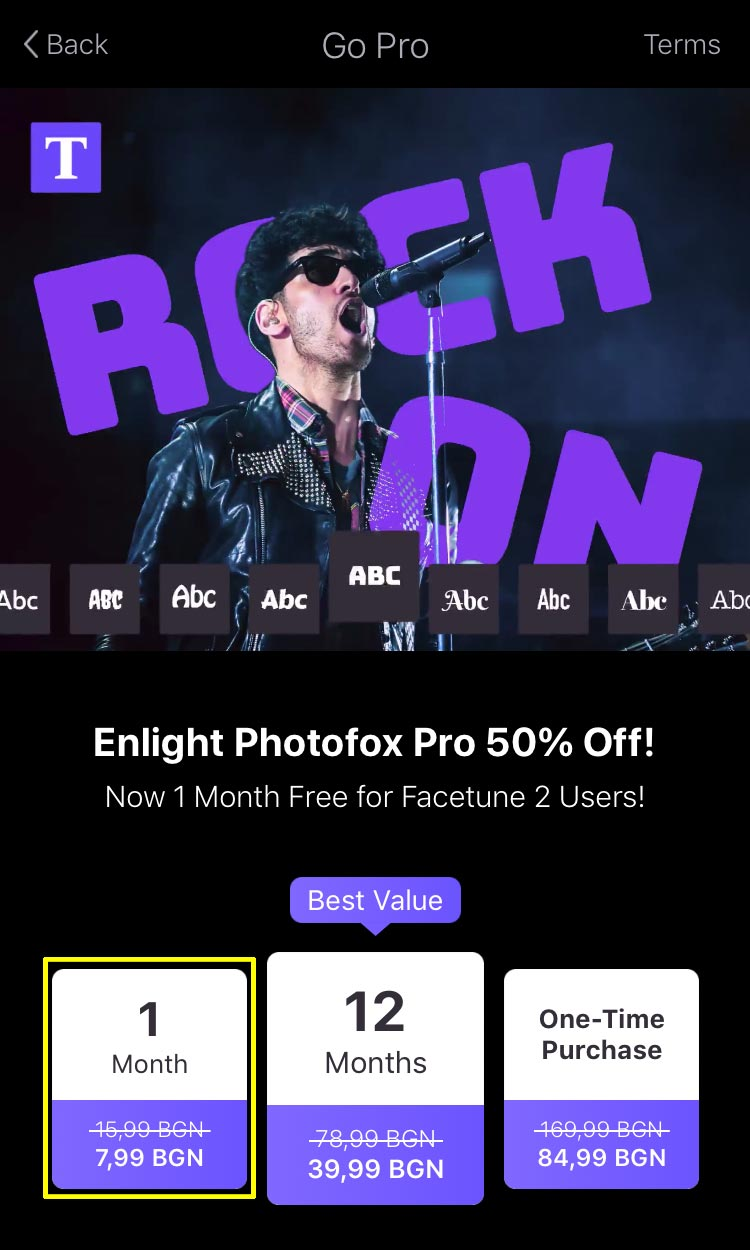 Enlight Photofox for Free with Facetune 2
