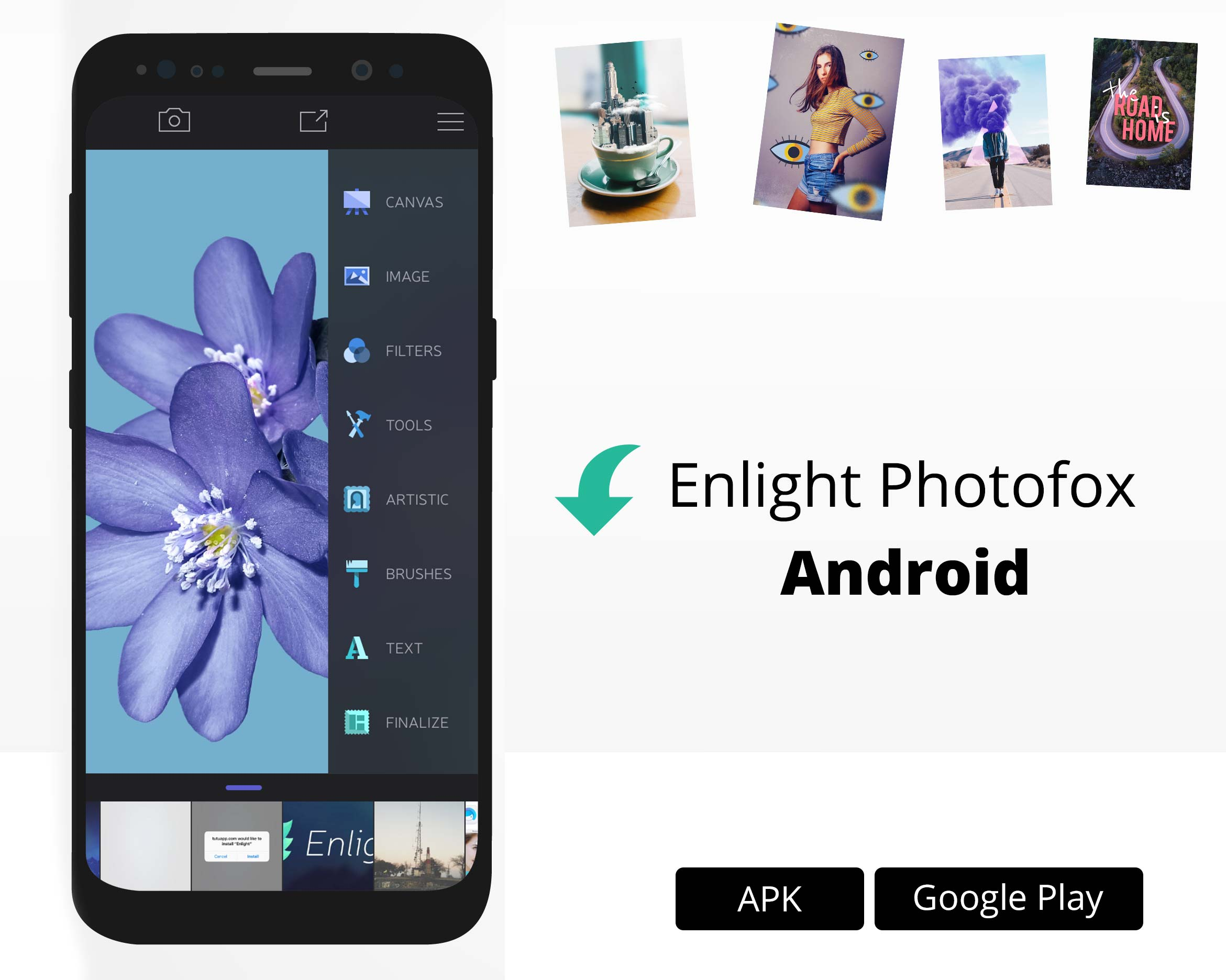 Enlight Photofox APK for Android